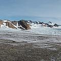 Apusiaquik Glacier Greenalnd Pano 7334-7351 by Bob Neiman