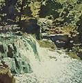 Aqua Falls by Jenny Armitage