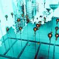 Aqua Reflections by Jenny Revitz Soper