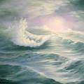 Aqua Sea by Francine Henderson