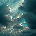 Aqua Sky by Mykel Davis