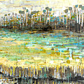 Aqua Strand by Kaata Mrachek