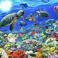 Aquarium by Harry Warrick