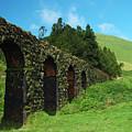 Aqueduct by Gaspar Avila