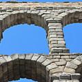 Aqueduct Of Segovia by Sergey Lukashin