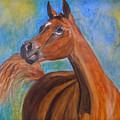 Arabian Beauty by Jean Blackmer