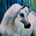 Arabian Horse  by Nadia Bykova
