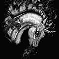 Arabian Unicorn 2 by Stanley Morrison