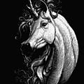 Arabian Unicorn by Stanley Morrison