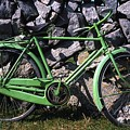 Aran Islands, Co Galway, Ireland Bicycle by The Irish Image Collection