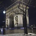 Arc De Triomphe by Alexander Davydov