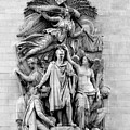 Arc De Triomphe by Deborah  Crew-Johnson