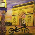 Arc De Triomphe by Francois Lamothe