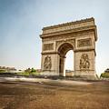 Arc De Triumph by Hannes Cmarits