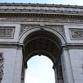 Arc De Triumph In Paris by Tracy Dugas