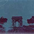 Arc De Triumph by Naxart Studio