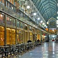 Arcade In Cleveland by Frozen in Time Fine Art Photography