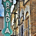 Arcadia Theater by Dennis Nelson