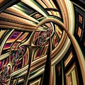 Arch Abstract by Marianna Mills