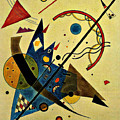 Arch And Point by Kandinsky