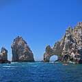 Arch At Cabo San Lucas by Heather Coen
