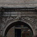 Arch Of Septimius Severus by Tammy Mutka