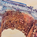 Arch Of Titus Two by Jenny Armitage