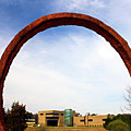 Arch Over Ncma by Selena Wagner