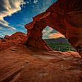 Arch Rock by Rick Berk