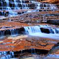 Archangel Falls In Zion by Pierre Leclerc Photography