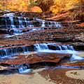 Archangel Falls by Pierre Leclerc Photography