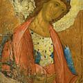 Archangel Michael by Andrei Rublev