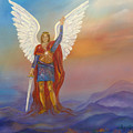 Archangel Michael by Sundara Fawn