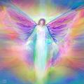 Archangel Raphael Healing by Glenyss Bourne