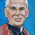 Archbishop Fulton J. Sheen by Bryan Bustard