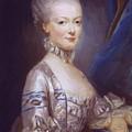 Archduchess Maria Antonia Of Austria 1769 by Ducreux Joseph