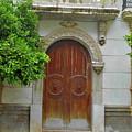 Arched Door Cadiz by Mark Victors