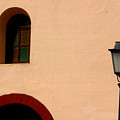 Arched Lamp 2 by Jez C Self