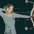 Archer by Sara Stevenson