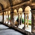 Arches And Columns by Mel Steinhauer