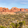 Arches National Park  Moab  Utah  Usa by Alex Grichenko