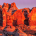 Arches National Park Pano One by Paul Basile