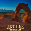 Arches National Park by Rick Berk