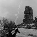 Arches National Park Utah-signed by J L Woody Wooden
