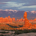 Arches Sunset by Aaron Spong