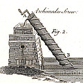 Archimedes Screw, 1769 by Wellcome Images