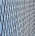Architectural Abstract - 4 by Rick Shea