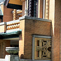 Architectural Detail - 5 by David Bearden