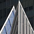 Architectural Detail Midtown Manhattan by Robert Ullmann