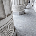 Architectural Pillars by Phil Perkins